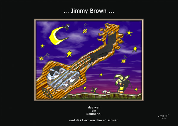 ... Jimmy Brown ...